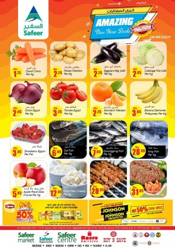 Safeer Market Safeer Hypermarket Amazing New Year Offers