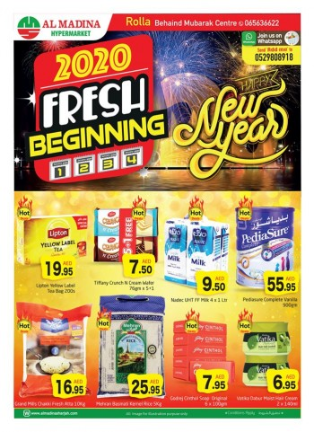 Al Madina Hypermarket Al Madina Hypermarket Sharjah New Year Offers