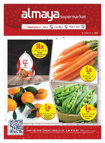 Al Maya Al Maya Supermarket Weekly Super Offers