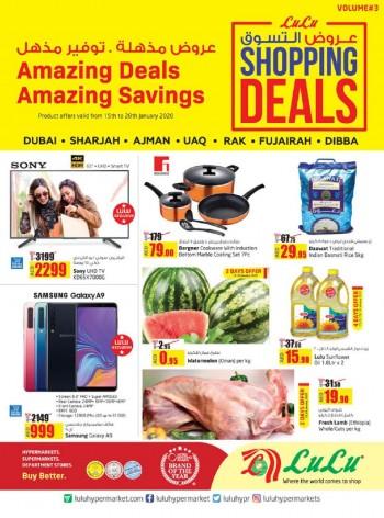 Lulu Lulu Hypermarket Amazing Savings Deals