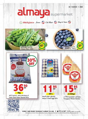 Al Maya Al Maya Supermarket Weekend Sale Offers
