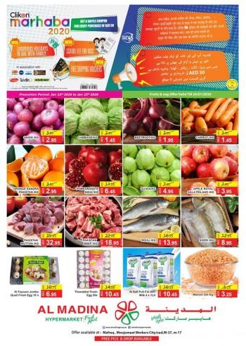 Al Madina Hypermarket Al Madina Abu Dhabi Weekend Special Offers