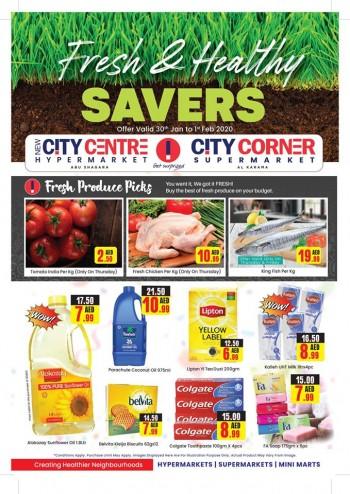 City Centre Supermarket New City Centre Hypermarket Fresh Savers