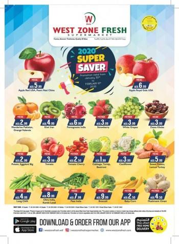 West Zone Fresh Supermarket West Zone Fresh Supermarket Super Saver