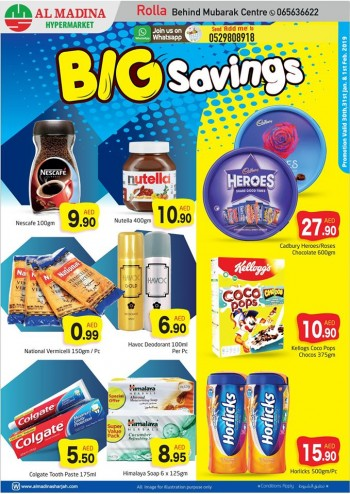 Al Madina Hypermarket Al Madina Hypermarket Rolla Big Savings