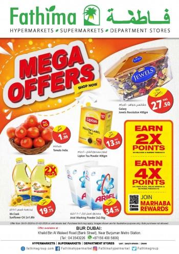 Fathima Fathima Supermarket Bur Dubai Mega Offers