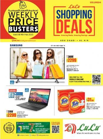 Lulu Lulu Abu Dhabi & Al Ain Weekly Price Busters