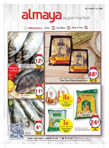 Al Maya Al Maya Supermarket Wednesday Savers
