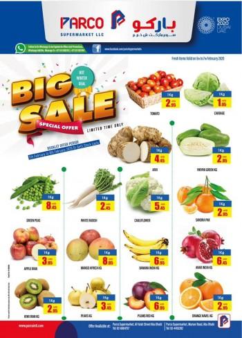 PARCO Hypermarket Parco Supermarkets Abu Dhabi Big Sale Offers