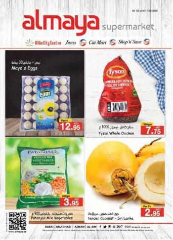 Al Maya Al Maya Supermarket Weekly Savers