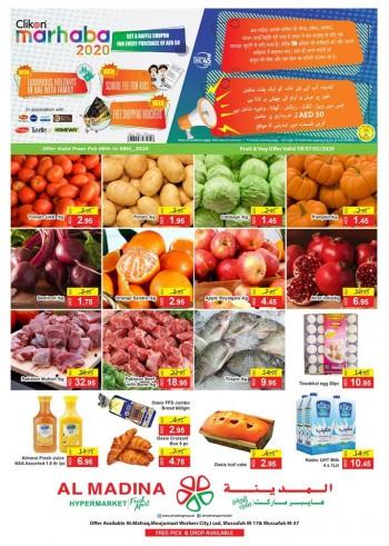 Al Madina Hypermarket Al Madina Abu Dhabi Weekend Offers