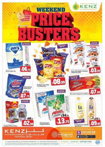 Kenz Kenz Hypermarket Price Busters Offers