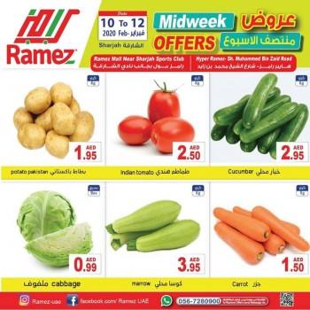 Ramez Ramez Sharjah Midweek Offers