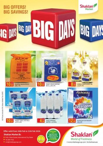 Shaklan Market Shaklan Market Big Days Offers