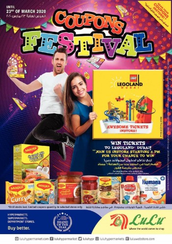 Lulu Hypermarket Coupons Festival Offers