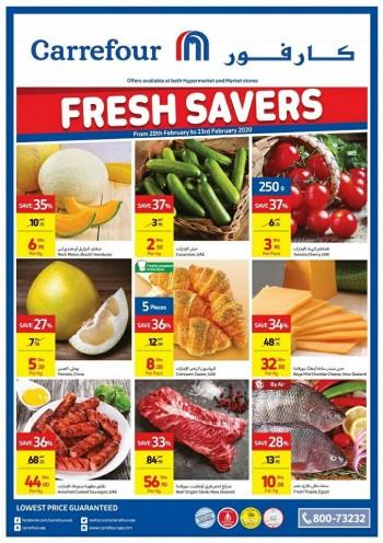 Carrefour Carrefour Hypermarket Fresh Savers