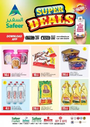 Safeer Market Safeer Hypermarket Month End Super Deals