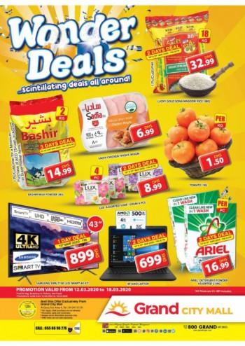 Grand Hypermarket Grand City Mall Wonder Deals