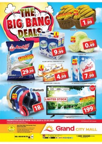 Grand Hypermarket Grand City Mall Big Bang Deals