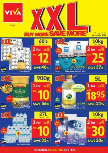 Viva Supermarket Viva Supermarket Buy More Save More Offers