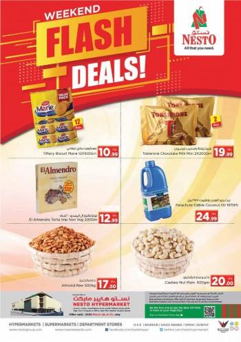 Nesto Nesto Ajman Weekend Flash Deals