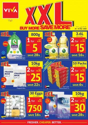 Viva Supermarket Viva Supermarket Buy More Offers