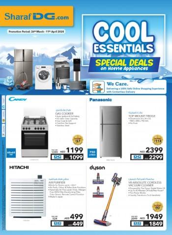 Sharaf DG Sharaf DG Cool Essentials Offers