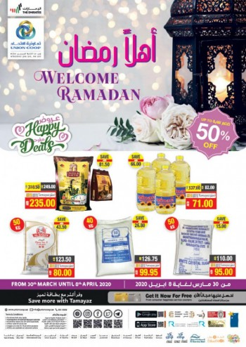Union Cooperative Society Union Coop Welcome Ramadan Offers