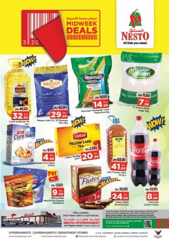 Nesto Nesto Abu Shagara Midweek Deals