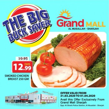 Grand Hypermarket Grand Mall The Big Buck Saver Offers