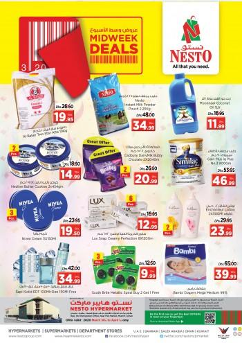 Nesto Nesto Mushrif Midweek Deals