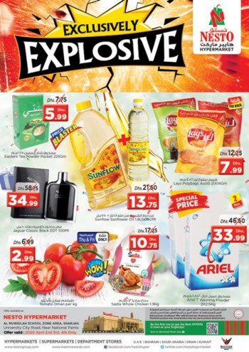 Nesto Nesto Muweillah Explosive Offers