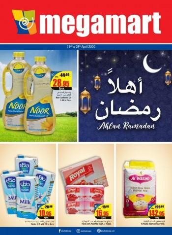 Megamart Megamart Ahlan Ramadan Offers