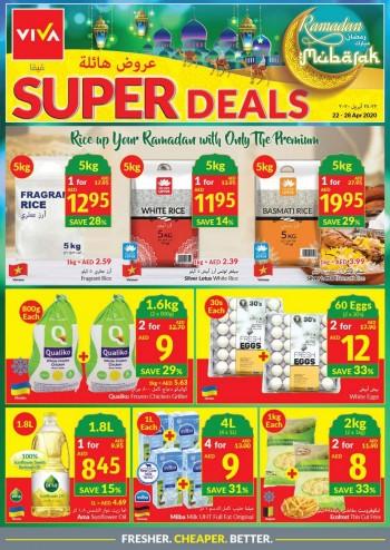Viva Supermarket Viva Supermarket Ramadan Super Deals