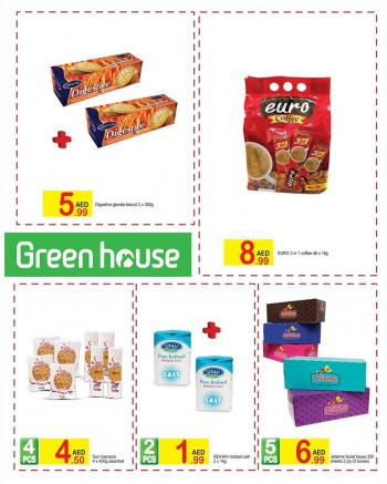 Green House Green House Limited Offers