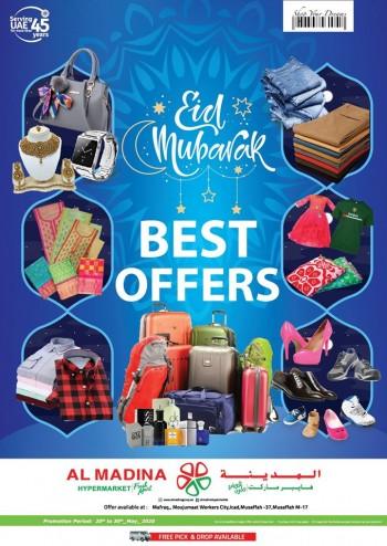 Al Madina Hypermarket Al Madina Hypermarket EID Mubarak Offers