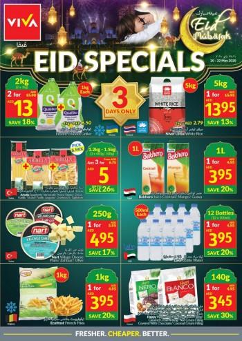 Viva Supermarket Viva Supermarket EID Mubarak Offers