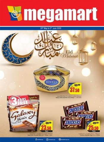 Megamart EID Mubarak Offers