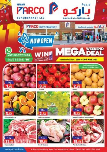 PARCO Hypermarket Parco Supermarket Dubai Mega Deals